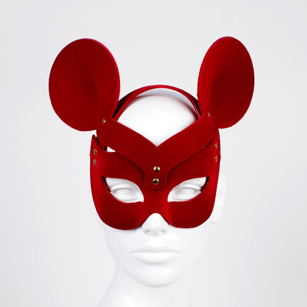 Minnie Mask Velvet