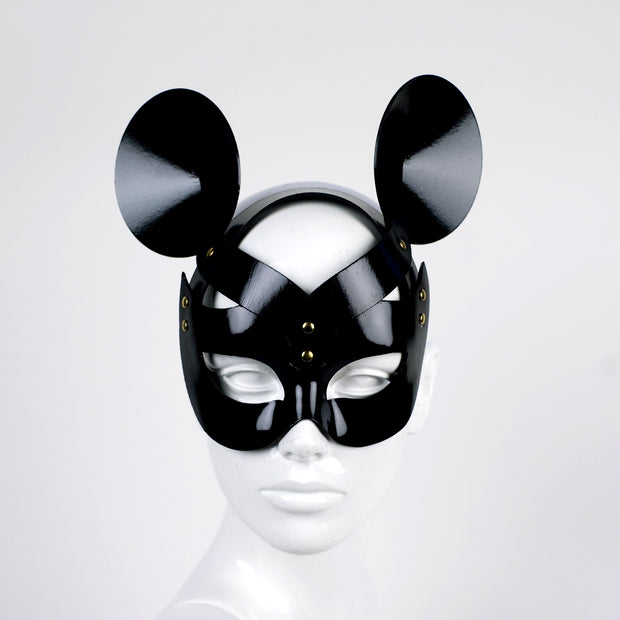 Minnie Mistress Vinyl Black