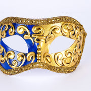 Detail eye_mask_mezza_blue