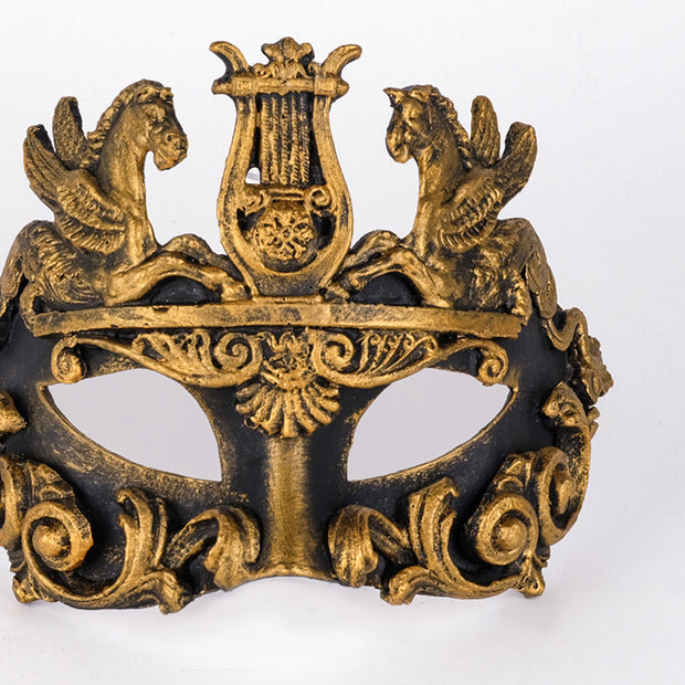 Detail eye_mask_barocco_cavalli_bronze