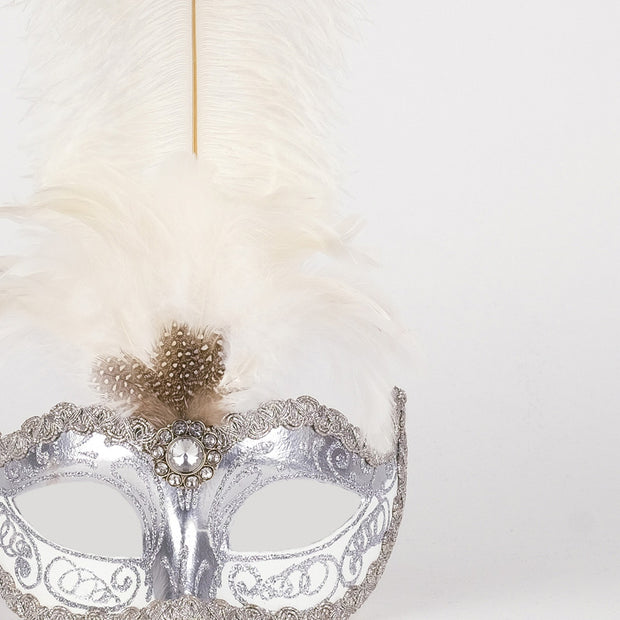Detail eye_mask_sisi_silver_white