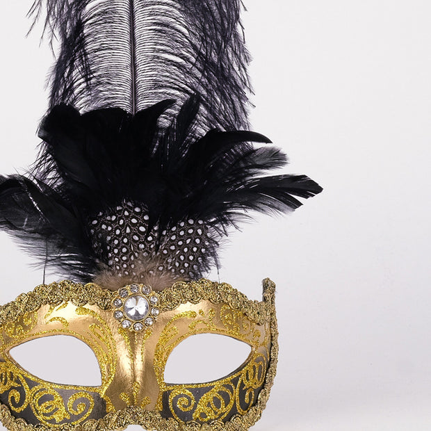 Detail eye_mask_sisi_gold_black