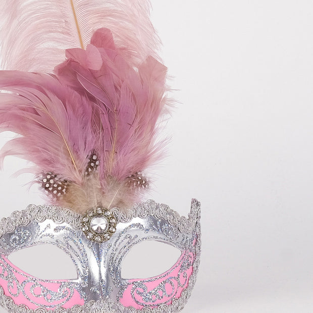 Detail eye_mask_sisi_silver_pink