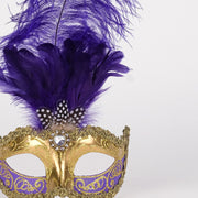 Detail eye_mask_sisi_gold_purple