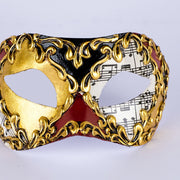 Detail eye_mask_musica