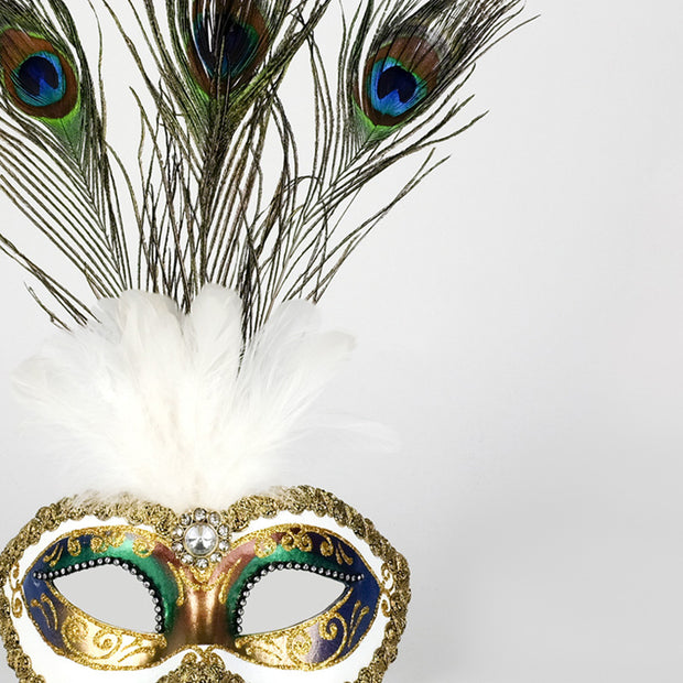 Detail eye_mask_festa_strass_fantasia