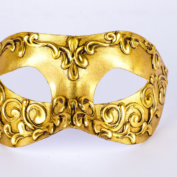 Detail eye_mask_stucchi_gold