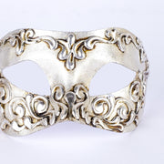 Detail eye_mask_stucchi_silver