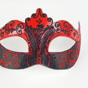 Detail eye_mask_stella_red_black