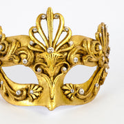 Detail colombina_barocco_aria_gold
