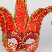 Detail eye_mask_jolly_brillante_red