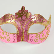 Detail eye_mask_stella_gold_pink