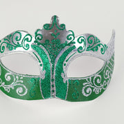 Detail eye_mask_stella_silver_green