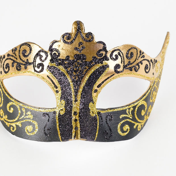 Detail eye_mask_stella_gold_black