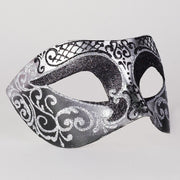 Profile eye_mask_settecento_brill_silver_black