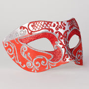 Profile eye_mask_settecento_brill_silver_red