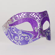 Profile eye_mask_settecento_brill_silver_purple