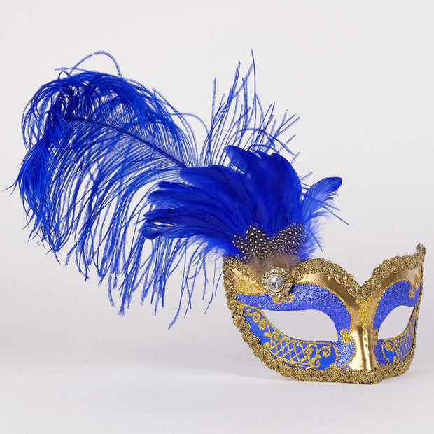 Profile eye_mask_can_can_gold_blue
