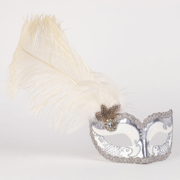 Profile eye_mask_can_can_silver_white