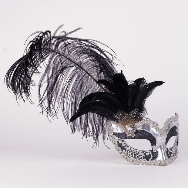 Profile eye_mask_can_can_silver_black