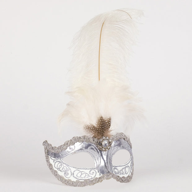 Profile eye_mask_sisi_silver_white
