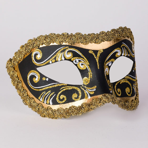 Profile eye_mask_decor_era_gold_black