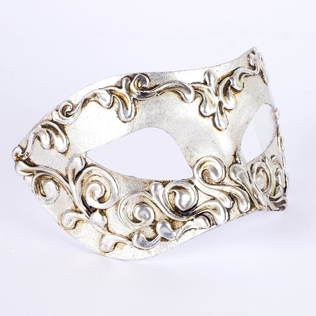 Profile eye_mask_stucchi_silver