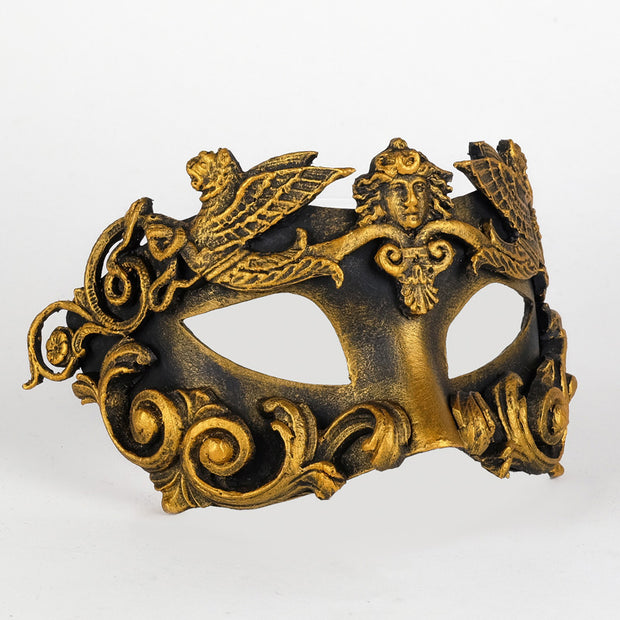 Profile eye_mask_barocco_grifone_bronze