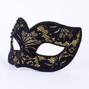 Profile eye_mask_macrama_ballo_pizzo_gold_black