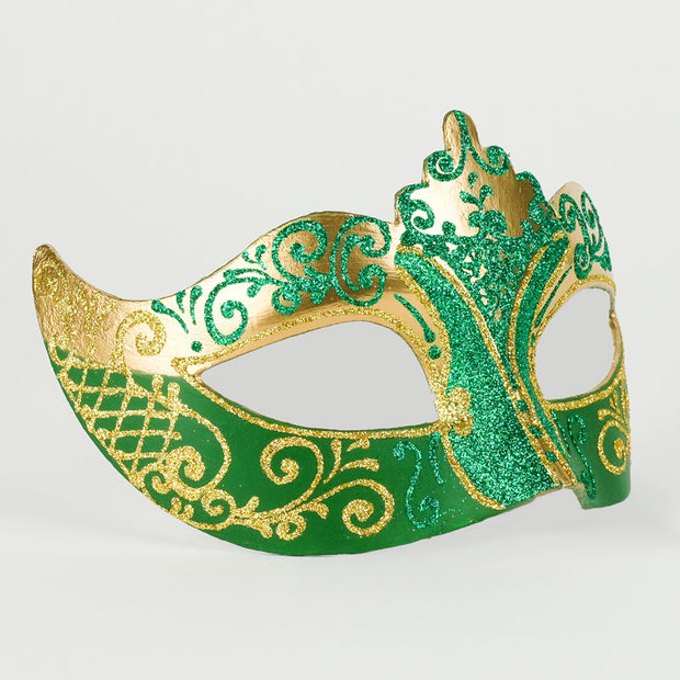 Profile eye_mask_stella_gold_green