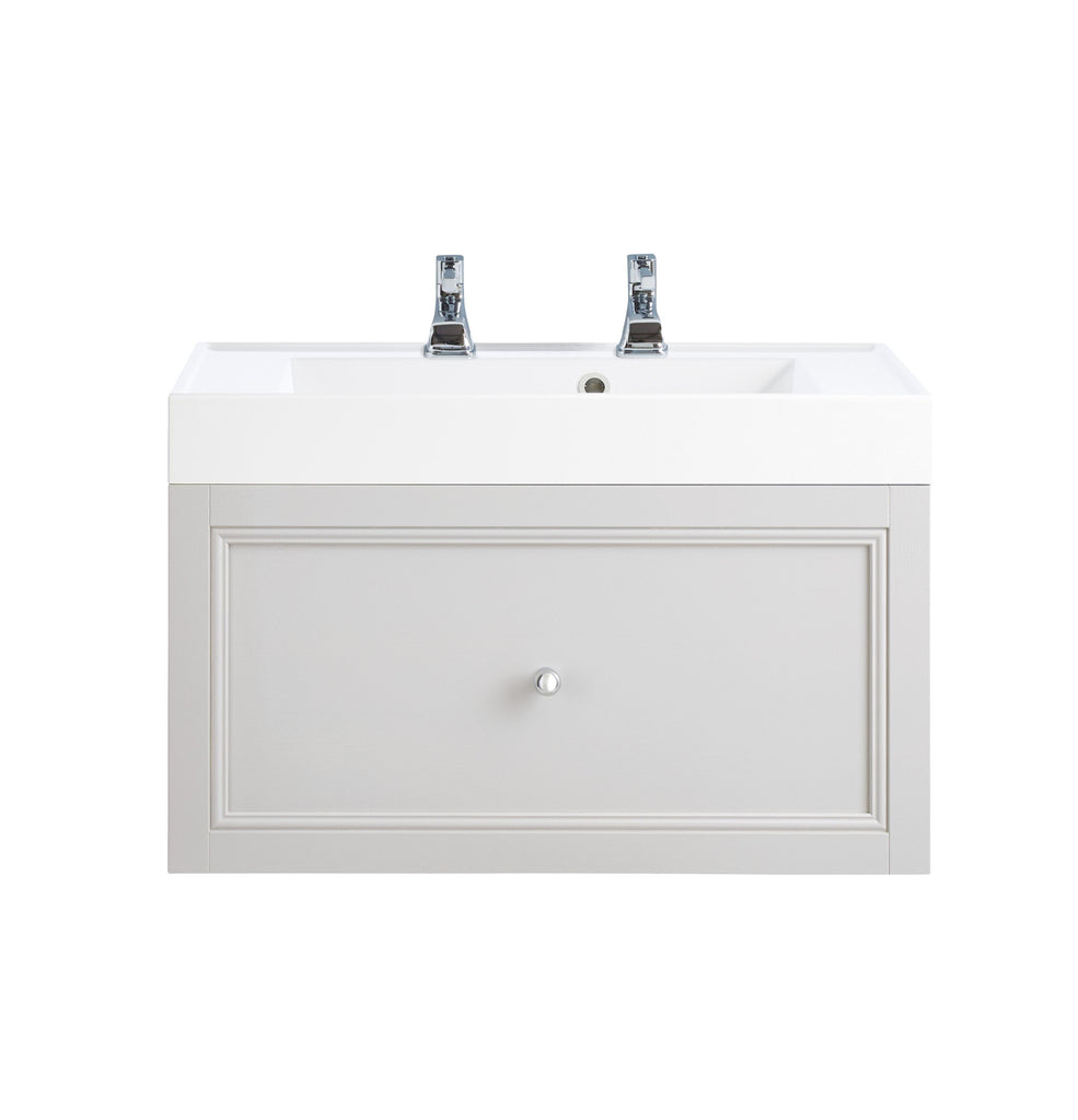 HB - Sink Vanity Draw Single White