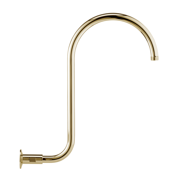 S Neck Shower Arm