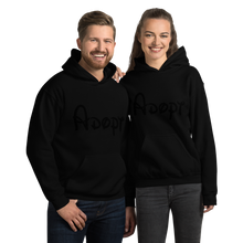 Load image into Gallery viewer, Adopt | Walt Disney | Hoodie - Black