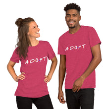Load image into Gallery viewer, Adopt | Friends | T-Shirt - Pink