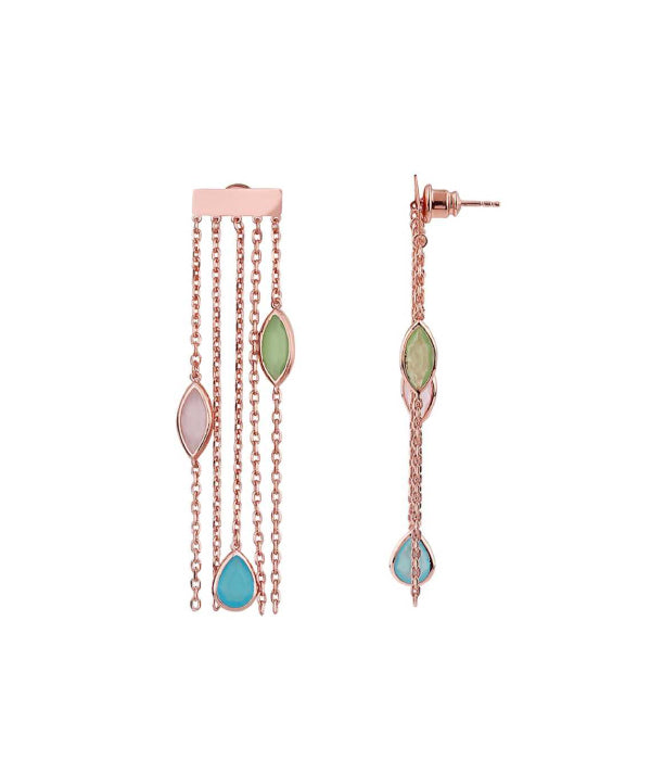 Begna Chandelier Piercet Earrings