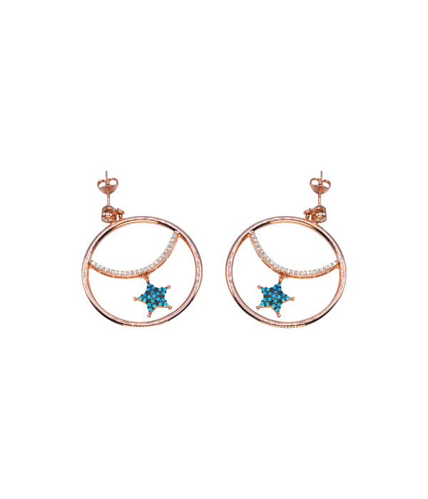 Begna Galaxy Earrings