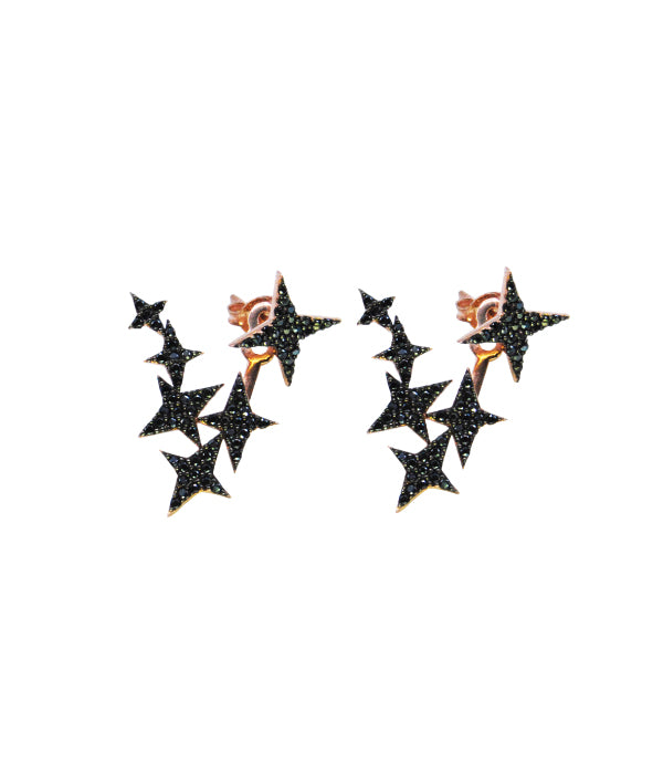 Begna North Star Earrings