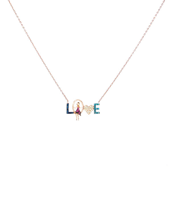 Begna Love Necklace