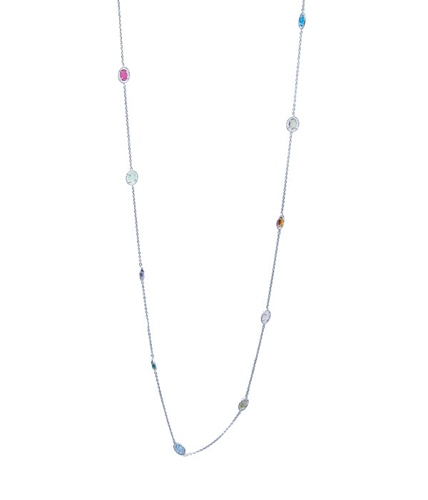 Multi-coloured Necklace