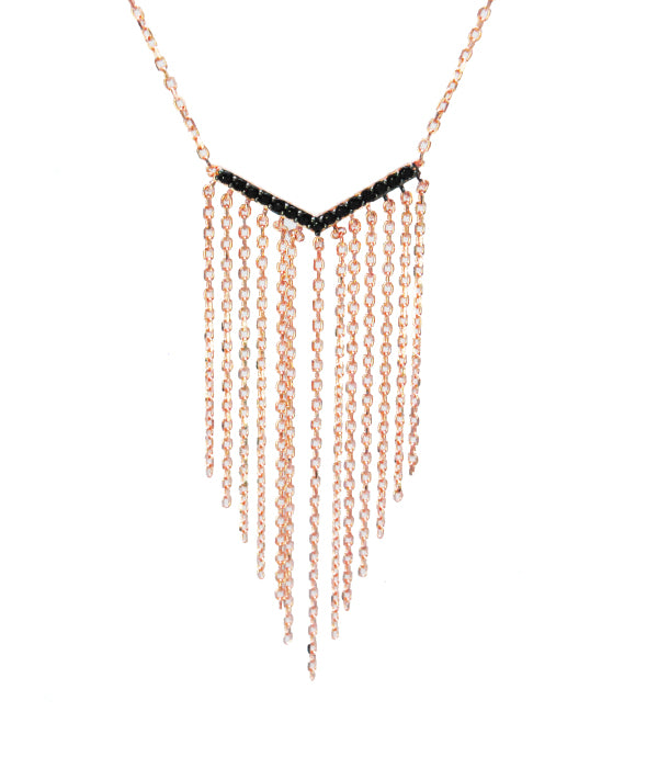 Begna Model V Chandelier Necklace