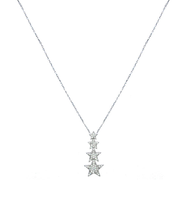 Star Family Necklace