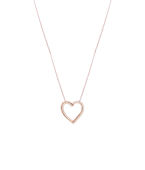 Begna Sparkling Love Necklace