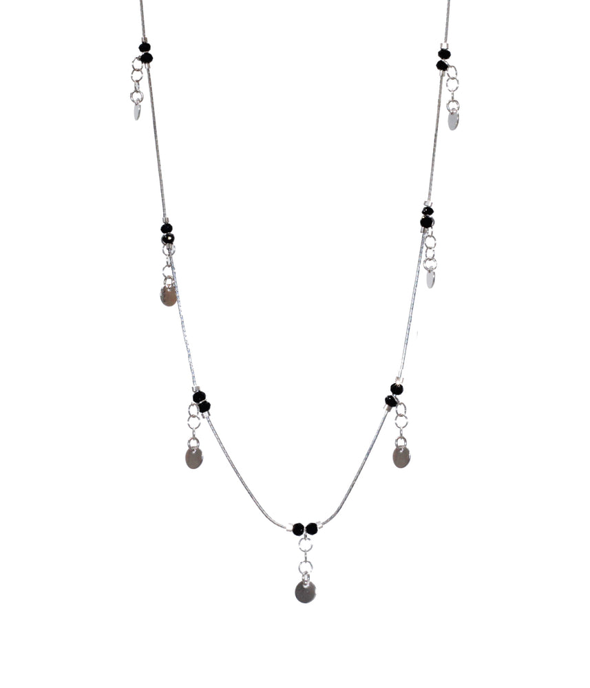 Begna Black Lover Necklace