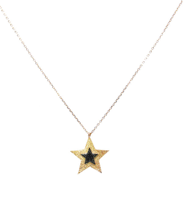 Double Star Pendant