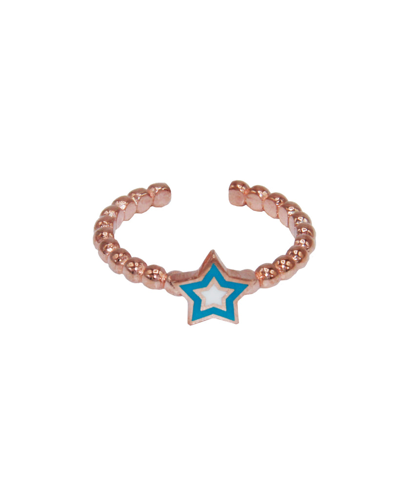 Green Star Ring