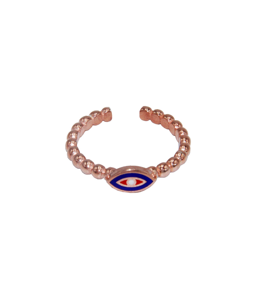 Begna Evil Eye Ring