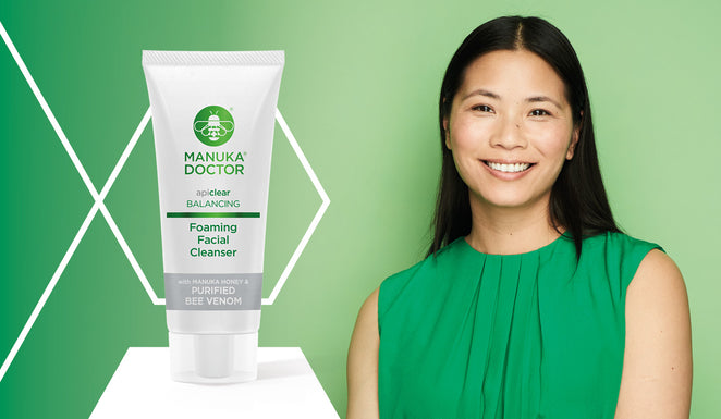 The Clinically Proven Facial Cleanser that Improves Blemish Prone Skin