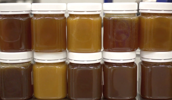 Is Manuka honey always the same color?