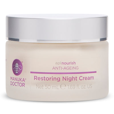 ApiNourish Restoring Night Cream