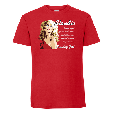 Blondie - Sunday Girl - Night Design